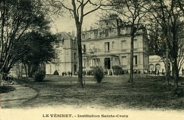 Institution Sainte-Croix